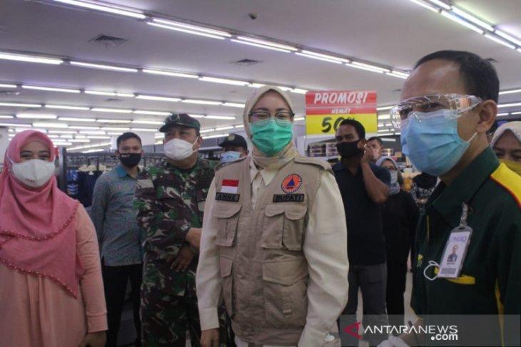 Akan dibuka kembali, pusat perbelanjaan dan pertokoan di Purwakarta