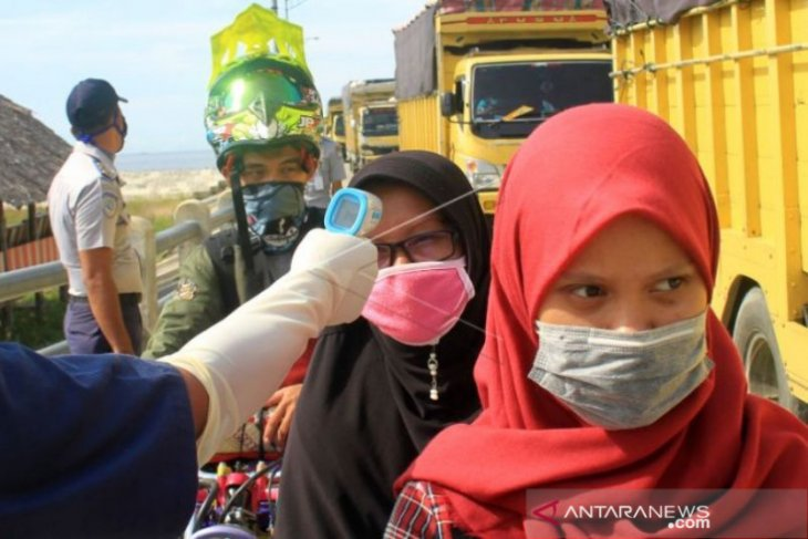 Pelayaran ke pulau terluar di barat Aceh masih sepi pasca Idul Fitri