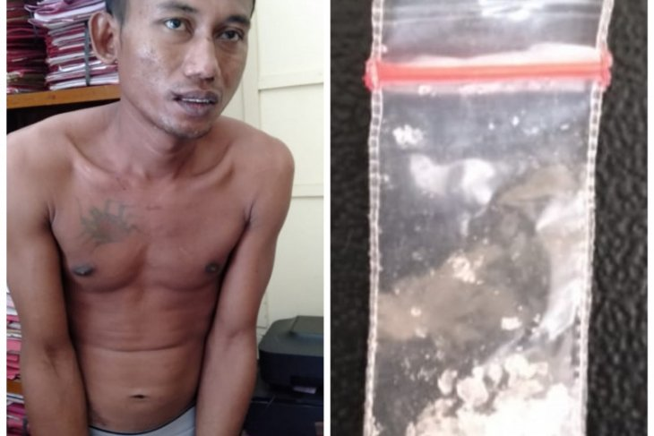 Polisi Binjai Kota ringkus pemilik sabu-sabu