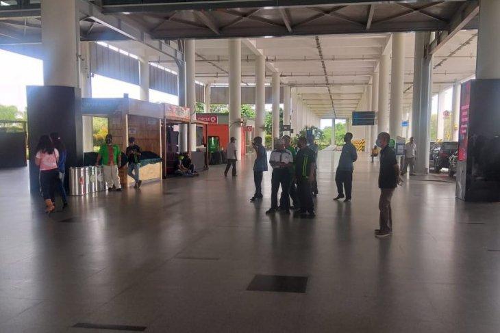 143 penumpang berangkat melalui bandara Kualanamu