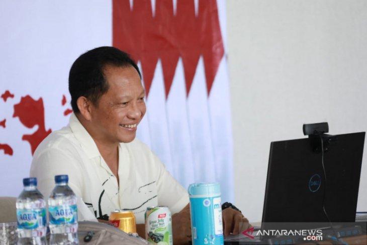 Mendagri Tito: Pancasila kekuatan bangsa hadapi pandemik COVID-19