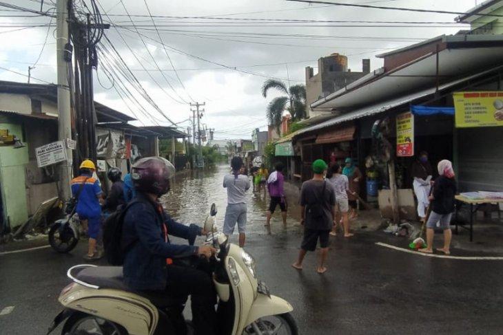 Banjir dan tanah longsor landa Badung dan Denpasar (video)