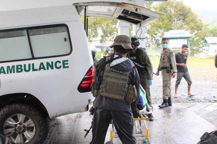 Pelaku penembakan tenaga medis ngaku 'tentara hutan'