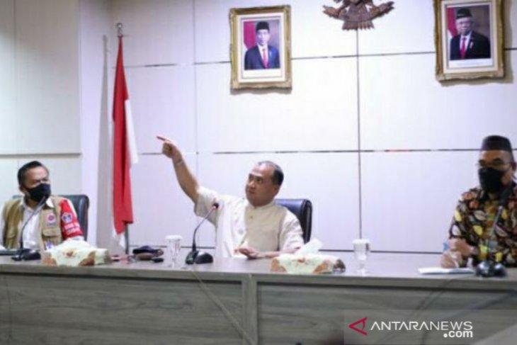 Gubernur Babel pimpin rapat sosialisasi penerapan protokol COVID-19
