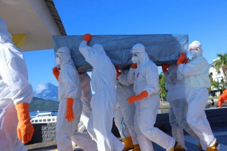 Istri Wali Kota Tidore Kepulauan meninggal akibat COVID-19