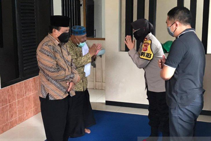 Polres Sukabumi Kota gandeng ulama bersama jaga iklim kondusif saat pandemi