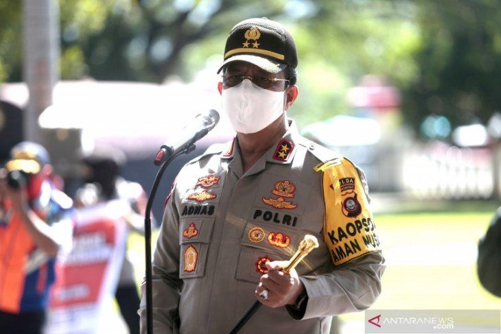 Polda Gorontalo tambah 70 personel perketat pengaman perbatasan