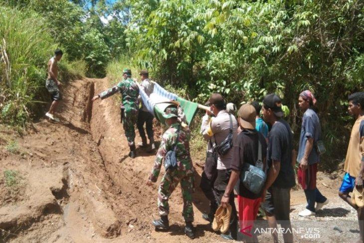 Tambang emas tradisional longsor, 6 orang meninggal dunia