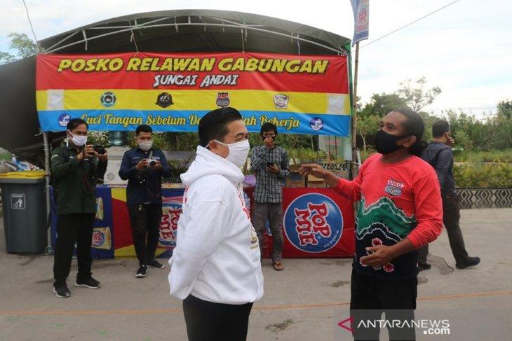 Wali Kota Banjarmasin tinjau PSBK pasca PSBB
