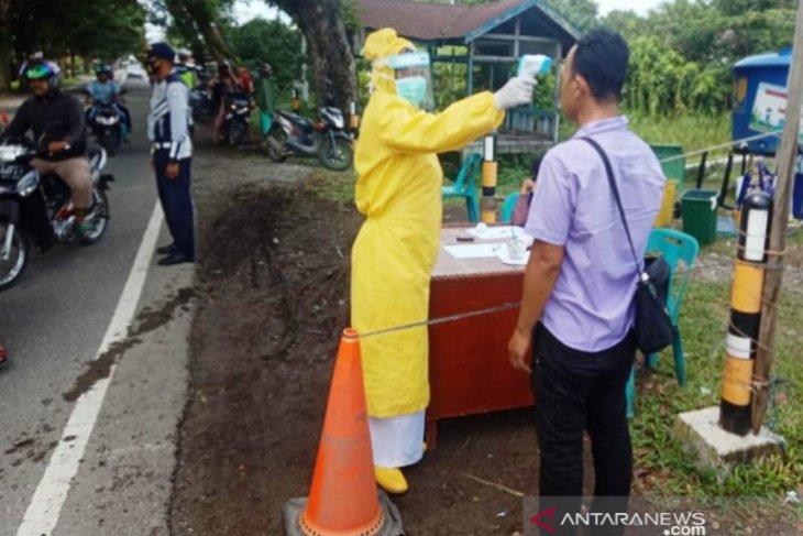 Tidak miliki surat sehat, 20 pekerja asal Sumut dipulangkan dari Aceh Barat