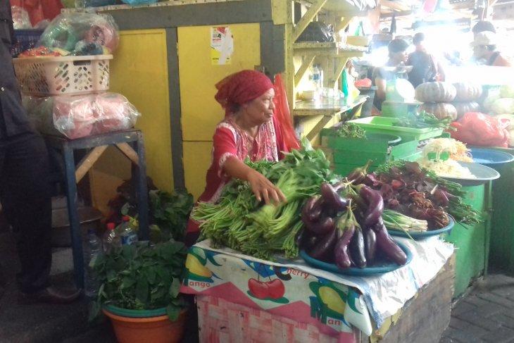 BPS   inflasi Ternate Mei 188 persen