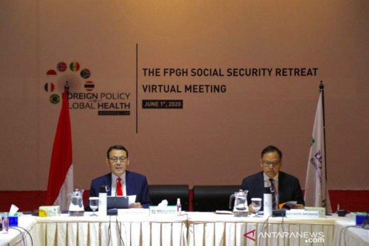 BPJS memperkenalkan program JKN-KIS dalam pertemuan internasional