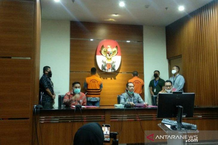 KPK jelaskan kronologi penangkapan Nurhadi dan menantunya