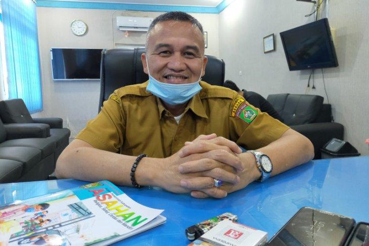 Karyawan Bank BRI Air Joman Asahan positif COVID-19