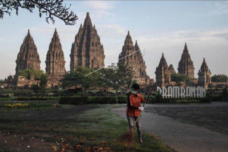 Rencana percobaan pembukaan wisata Candi Prambanan