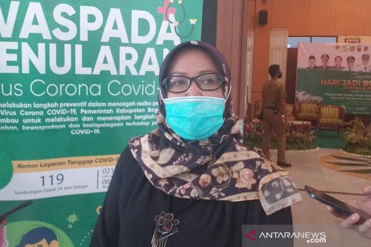Peringatan Hari Jadi Bogor ke-538 dengan rapat paripurna secara virtual