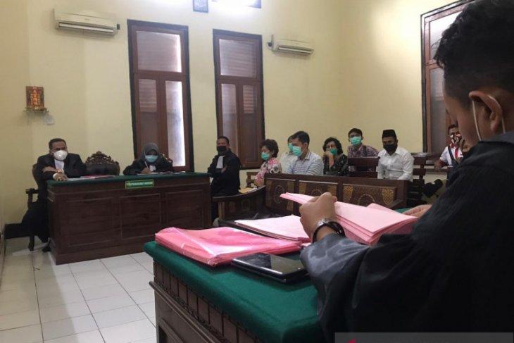 Kasus penggelapan saham Zangrandi, empat bersaudara dituntut 30 bulan penjara