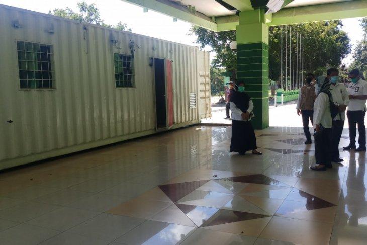 Dukung swab massal, Dinkes Sidoarjo siapkan mesin PCR dalam kontainer