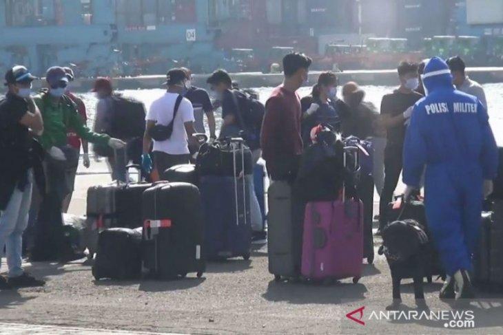 2.601 WNI dari luar negeri jalani karantina di Jakarta