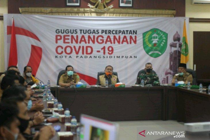 Gugus Tugas COVID-19 nasional hadir di Kota Padangsidimpuan