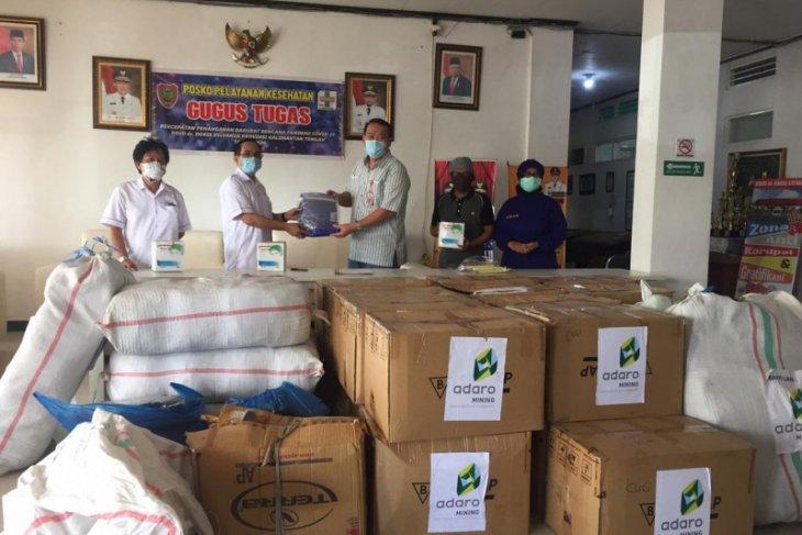 AMC berikan bantuan Alat Pelindung Diri ke RSDS Palangkaraya
