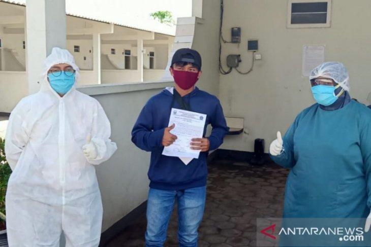 Tiga pemudik dan empat tenaga kesehatan di Probolinggo sembuh dari COVID-19