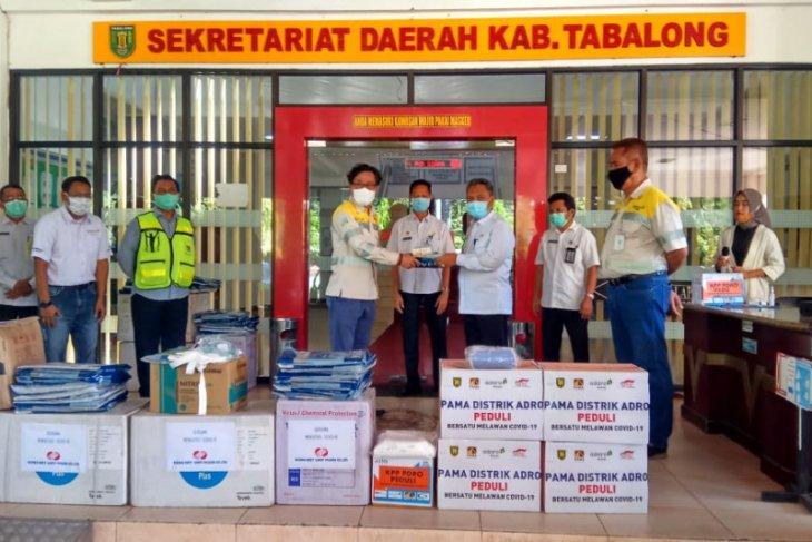 PT Tanjung Power Indonesia serahkan fasilitas penanggulangan COVID - 19