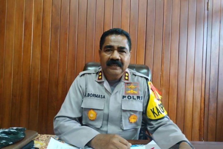 Kapolres  angka kriminalitas meningkat 10 persen di Kabupaten Kepulauan Tanimbar