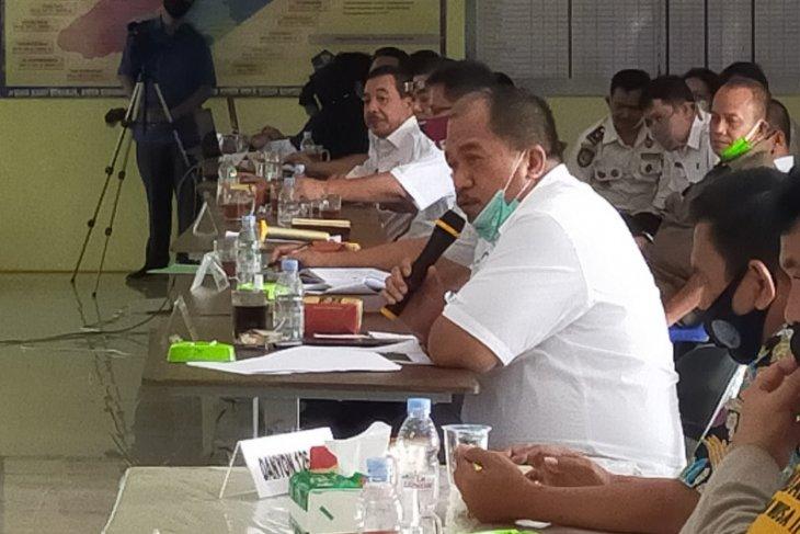 Bupati Asahan bersama Wali Kota Tanjung Balai bahas pemulangan PMI dari Malaysia