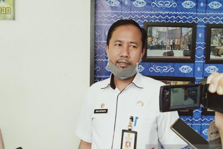 Ribuan paket bantuan sosial Dinas Sosial Banjarmasin belum dibagikan