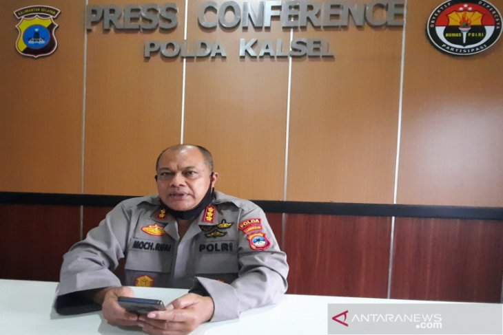 Densus 88 telusuri rekam jejak penyerang di Polsek Daha Selatan