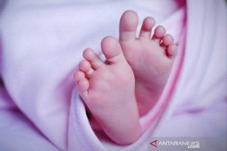 Polisi bongkar makam bayi korban pembunuhan oleh ibu kandungnya
