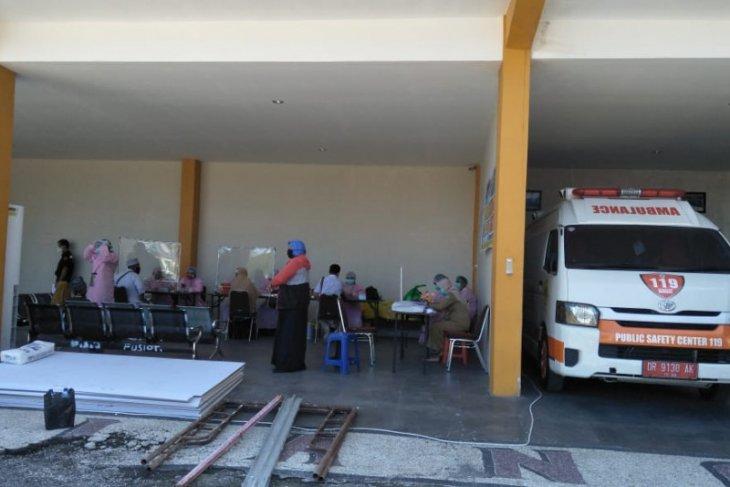 Hasil rapid test 38 pekerja pendatang di Bener Meriah satu reaktif COVID-19