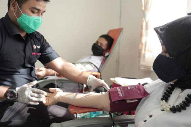 Ini upaya ASN Setda Aceh penuhi kebutuhan darah di Banda Aceh