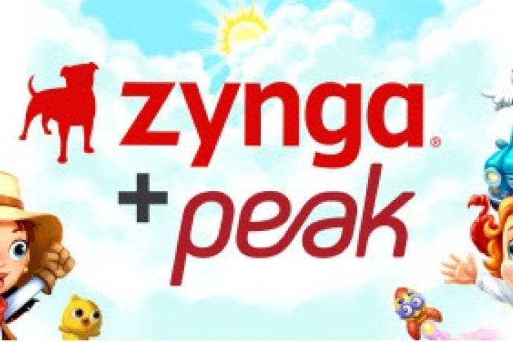 Zynga enters into agreement to acquire Istanbul-based Peak, creator of top charting mobile franchises Toon Blast and Toy Blast