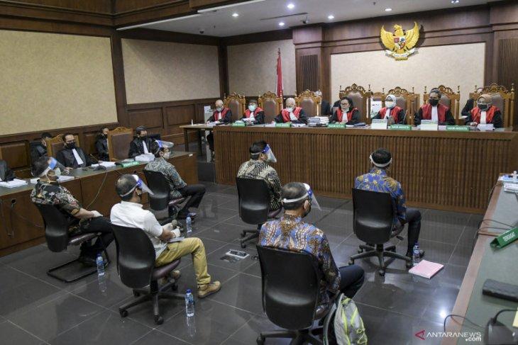 PT Jakarta kurangi vonis bekas Dirkeu Jiwasraya jadi 20 tahun penjara