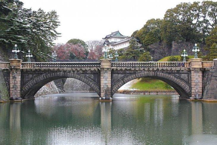 Museum Nasional dan Istana Kekaisaran Tokyo kembali dibuka