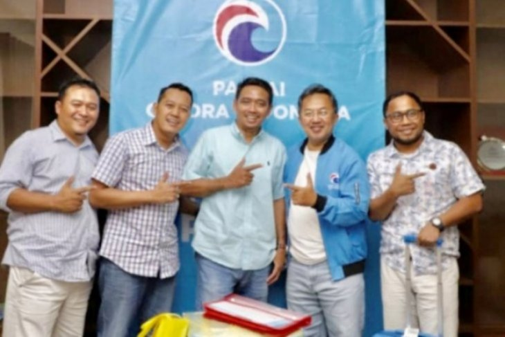 Partai Gelora siap bersaing di Pemilu 2024