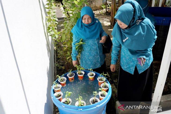 Tingkatkan ketahanan pangan, PKK HSS laksanakan pelatihan budidaya ikan