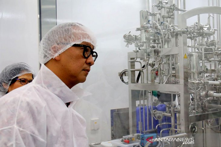 Produksi APD surplus, Indonesia siap ekspor