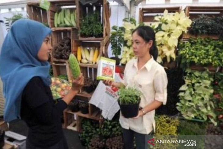 Mahasiswa Polbangtan Medan ini buktikan pertanian tidak berhenti ditengah COVID-19