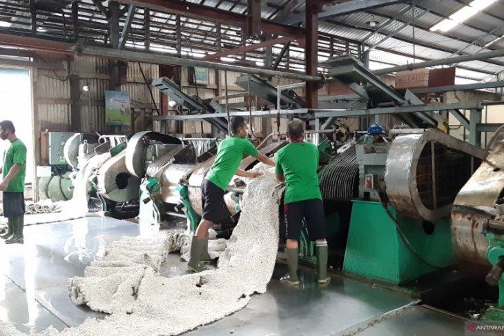 Neraca perdagangan Kalimantan Barat April 2020 surplus 69,06 juta dolar AS