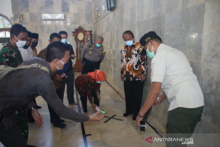 Pemkab Purwakarta lakukan pengecekan lapangan siapkan penerapan AKB