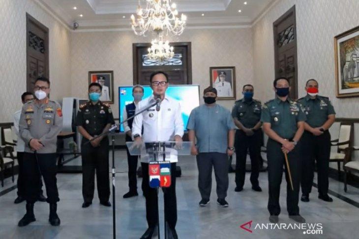 Pemkot Bogor putuskan perpanjang PSBB selama satu bulan