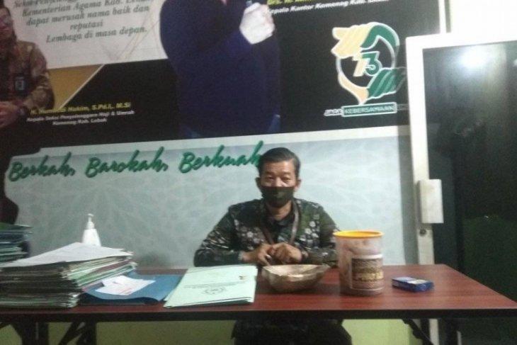 Kemenag Kabupaten Lebak siap kembalikan biaya haji