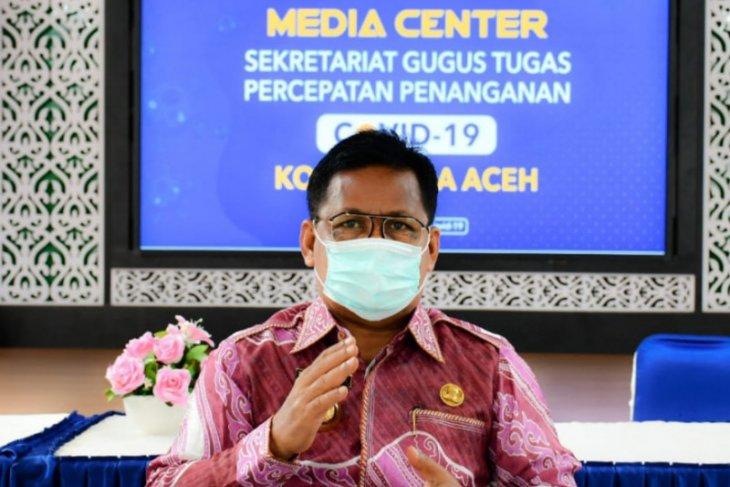 Wali kota: hasil swab seorang pasien OTG di Banda Aceh negatif