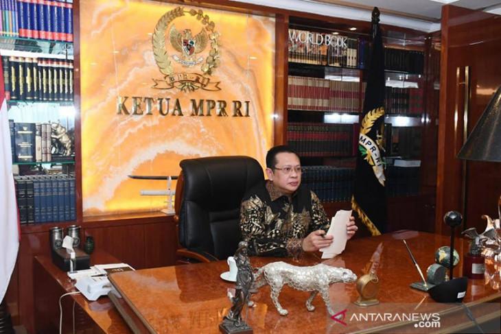 Ketua MPR dukung kepolisian untuk berantas premanisme