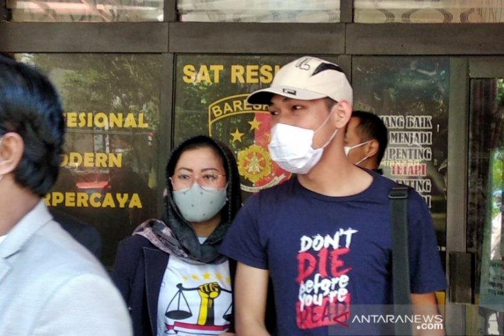 Polrestabes Bandung bebaskan tersangka kasus
