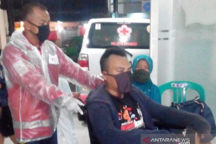 Lagi, relawan PMI Kota Sukabumi gugur saat jalankan tugas