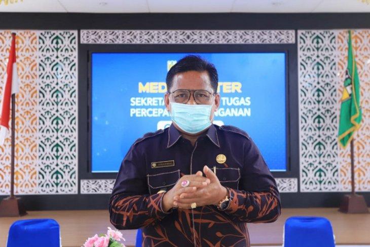 Kata Aminullah: hasil swab seorang pasien OTG asal Banda Aceh negatif